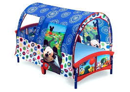 childrens armchair mickey mouse toddler chair delta children tent bed right view and footstool home bargains