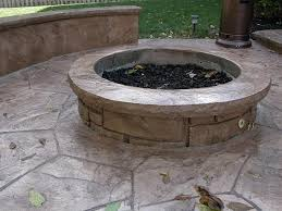 fire pits tr2 decorative concrete