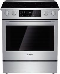 top rated electric ranges. Beautiful Electric One Of Our Most Popular And Highly Rated Slidein Ranges This Bosch Unit  Features Five Electric Elements As Well A Warming Drawer Oven In Top Rated Electric Ranges