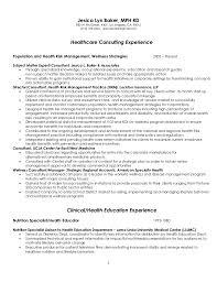 2 - Risk Management Resume