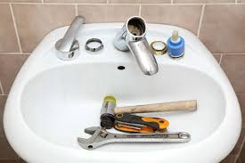 disassembling a faucet to make basic repairs is a relatively easy job if you have the