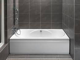 large format wall tiles source monochrome tub and shower