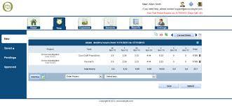 Time Sheet Online Accountsight Online Timesheet Software