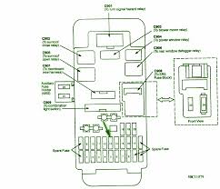 1992 honda prelude fuel pump wiring diagram schematics and when the main relay goes bad
