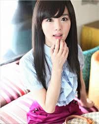 Korean Girl Hair Style korean girls straight medium hairstyle korean cute straight 7728 by wearticles.com
