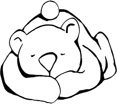 Small Picture Sleeping Bear Coloring Pages RedCabWorcester RedCabWorcester