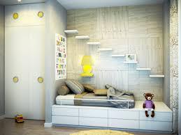 Modern Bedroom Shelves Modern Kids Room Decor Zampco