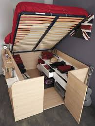 convertible furniture small spaces. Storage Bed, Parisot, Convertible Furniture, Small Space Solution, Interiors, Design Furniture Spaces