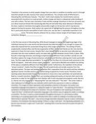 education rita essay year hsc english standard thinkswap educating rita band 5 essay