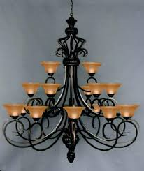 large wrought iron chandeliers metal black lighting large wrought iron chandeliers rustic