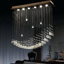 funky bathroom lighting. Funky Light Fixtures Modern Chandelier Rain Drop Lighting Crystal Ball Fixture Pendant Ceiling Lamp Moon . Bathroom