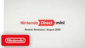 Nintendo Direct Mini del 26 agosto: ecco tutte le novità annunciate