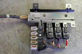 trailer tow package and trailer wiring questions ford truck this is the wiring diagram for the middle 92 96 factory trailer tow module ttrm