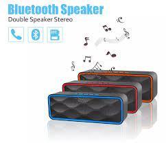 BÁN GIÁ GỐC] Loa Bluetooth CHÍNH HÃNG SC211 Âm Thanh Siêu Trầm + Bảo Hành 6  Tháng Lỗi 1 Đổi 1