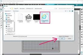 How To Open And Cut Svg Files With Silhouette Studio Chameleon Cuttables Llc