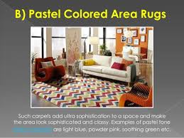 how to choose an area rug color