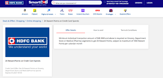 Enter your hdfc bank credit card number and payment amount. Hdfc Credit Cards Shopping Offer 2x Points Through September 2021 Live From A Lounge