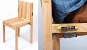 chair design. LENO: Chair Hiding Comfort In Its Simple Wooden Design G