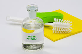 how to use vinegar to clean your home