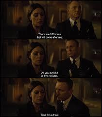 James Bond Quotes Beauteous James Bond Spectre Movie Quotes Escape Matter