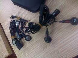 Bán tai nghe Sony HPM64 Bass Reflex nguyên tem Sony - 140.000đ