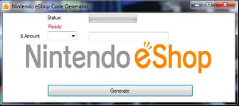 Maybe you would like to learn more about one of these? Do You Require Extra Nintendo Eshop Credit But You Don T Have A Credit Card Here You Can Efficiently Get A Free Nint Eshop Code Generator Nintendo Eshop Eshop