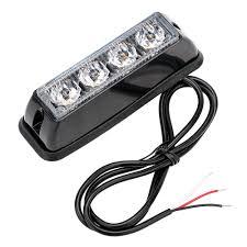 Led Multi Function Strobe Light Led Strobe Light Flashlight Flash Light Multi Function Car