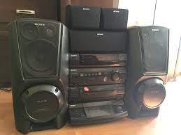 Sony LBT Serisi Müzik Seti Grubu ==