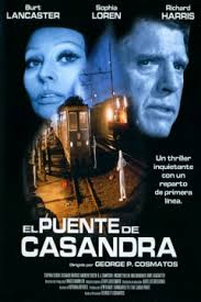 Resultado de imagen para The Cassandra Crossing poster