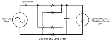 led dimming solutions digikey a simplified led lamp model