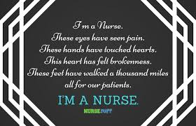 Nurse Quotes Beauteous TODAY'S QUOTE I Am A Nurse NurseBuff