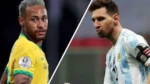 Brazil vs Argentina: Brazil vs ...