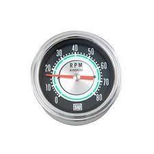 stewart warner greenline parts accessories stewart warner green line tachometer 0 8 000 3 3 8
