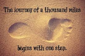Image result for the journey of a thousand miles