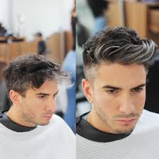 Hair Style Before And After fade hairstyle before and after mens hair pinterest mens 8156 by wearticles.com