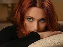 Farba Vlasov Zapadá Do Zelených Očí Farba Vlasov Pre Zelené Oči