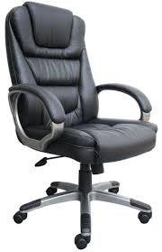 comfortable chair for office. Boss Black LeatherPlus Office Chair Comfortable For O