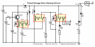 garage door safety sensor wiring diagram garage wiring diagrams garage circuit