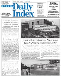 Tacoma Daily Index April 24 2015 by Sound Publishing issuu