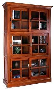 book shelf with doors cherry bookshelf with doors bookcases with doors fresh wooden bookshelves with doors