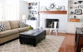 so tell me would you whitewash or paint your brick fireplace or leave it as is