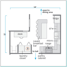 L-shaped-kitchen-island-floor-plans