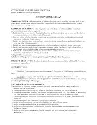 Lineman Resume Lineman Resume Electrical Apprentice Sample Result For Electrician 10