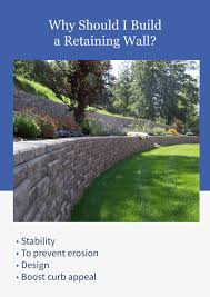 types of retaining walls nitterhouse