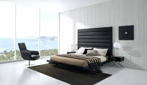 black leather headboard for double full size modern headboards makeover with bedrooms alluring mode black leather headboard