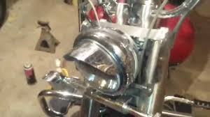 v star headlight wiring v image wiring diagram how to remove the headlight on a 2000 v star 650 classic on v star