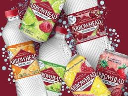 Sparkling Image Coupons Get A Coupon For A Free Pack Of Arrowhead Or Nestle