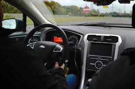 ford works ford works towards driverless car with new autonomous tech autocar