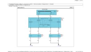 Hyundai Accent Fog Light Install Hyundai Sonata Light Wiring Diagram Hyundai Sonata Wiring
