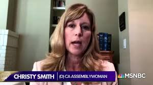 Christy Smith: 'very hopeful' about results in CA-25 race